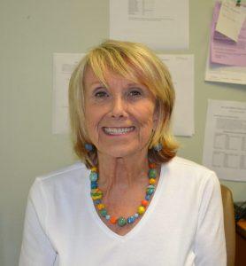 Helen Burke, Homelessness Prevention volunteer.